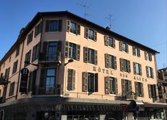 Hôtel des Alpes - Annecy - Bangunan