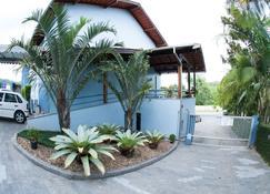 Hotel Kloppel - Blumenau - Vista externa