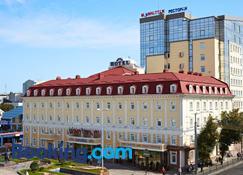 Hotel Ukraine Rivne - Riwne - Gebäude