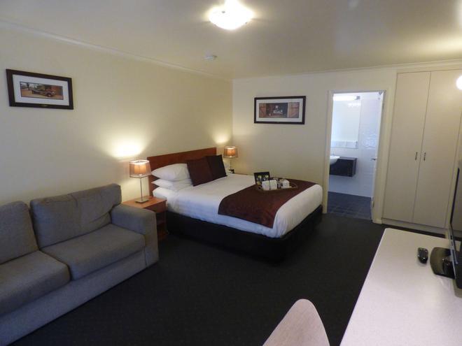 Best Western Beechworth Motor Inn - Beechworth - Bedroom