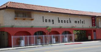 Long Beach Motel - לונג ביץ' - בניין