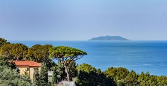 B&B Villa Eugenia - Livorno - Vista del exterior