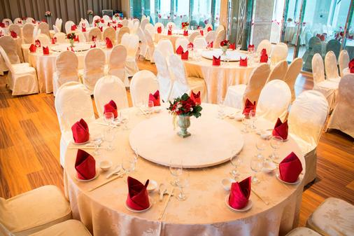 Formosa Naruwan Galaxy Hotel Taitung - Taitung City - Banquet hall