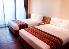 Formosa Naruwan Galaxy Hotel Taitung - Taitung City - Bedroom