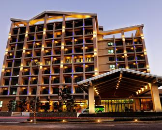 Formosa Naruwan Galaxy Hotel Taitung - Taitung - Gebäude