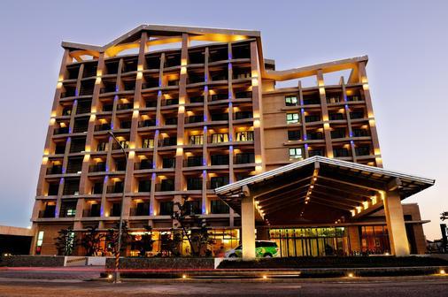 Formosa Naruwan Galaxy Hotel Taitung - Taitung City - Κτίριο
