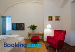Zamek Ratmerice - Hotel & Resort - Louňovice pod Blaníkem - Bedroom