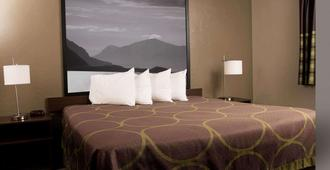 Super 8 by Wyndham Juneau - Juneau - Bedroom