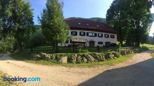 Turisticna Kmetija Toman - Nova Stifta - Building