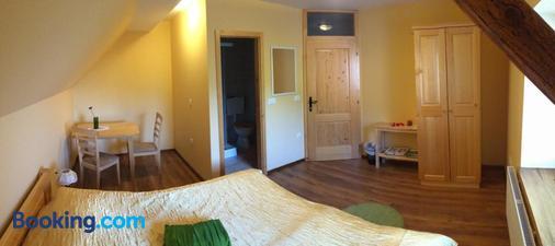 Turisticna Kmetija Toman - Nova Stifta - Bedroom