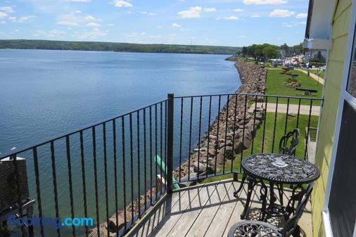 Fundy Complex Dockside Suites - Digby - Balcony