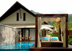 The H Resort Beau Vallon Beach - Bel Ombre - Building