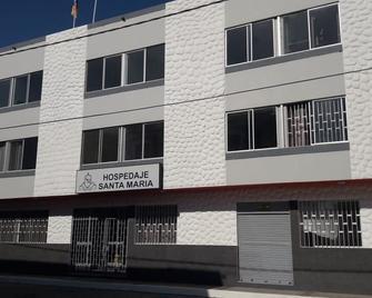Santa María - Пиура - Здание