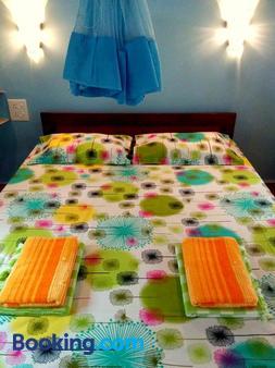 Avalon Inn - Mandrem - Bedroom