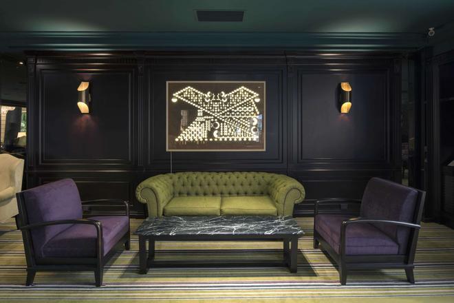 Emperador Hotel Buenos Aires - Buenos Aires - Oleskelutila