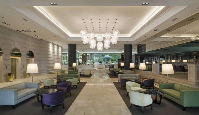 Emperador Hotel Buenos Aires - Buenos Aires - Hành lang