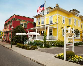 The Star Inn - Cape May - Edificio