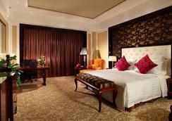 Wyndham Grand Plaza Royale Palace Chengdu - Chengdu - Schlafzimmer