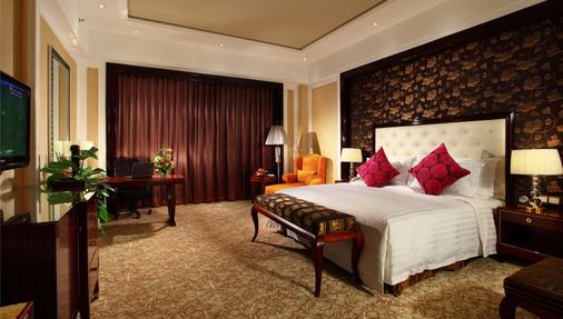 Wyndham Grand Plaza Royale Palace Chengdu - Thành Đô - Phòng ngủ
