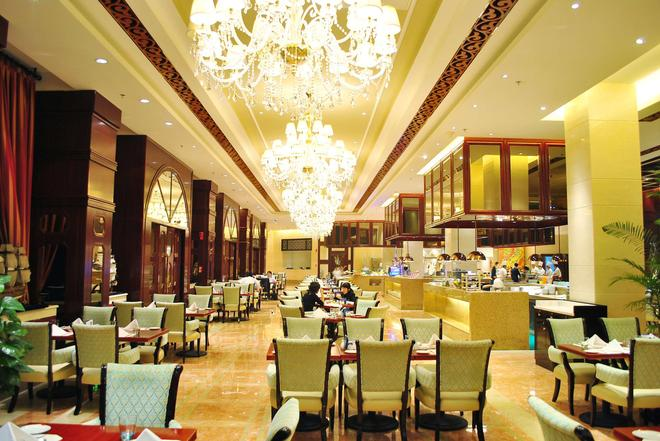 Wyndham Grand Plaza Royale Palace Chengdu - Chengdu - Restaurant