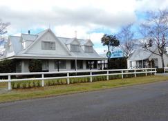 Settlers Motel - Turangi - Edificio