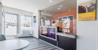 Motel 6 Barstow, Ca - Route 66 - Barstow - Σαλόνι ξενοδοχείου