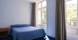 Hôtel Le Petit Duquesne - נאנט - חדר שינה