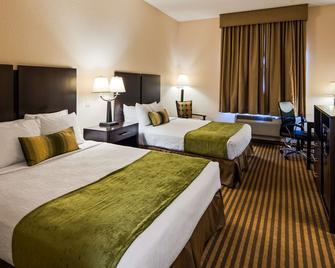 Best Western Plus Silver Creek Inn - Swansboro - Bedroom