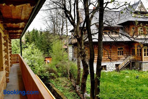 Dom Wczasowy Gran - Zakopane - Balcony