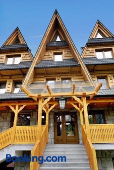 Dom Wczasowy Gran - Zakopane - Building