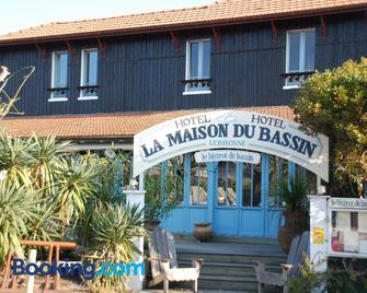 La Maison Du Bassin - Cap Ferret - Gebäude