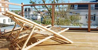L'Alidade Chambres d'hôtes - Wimereux - Balcony