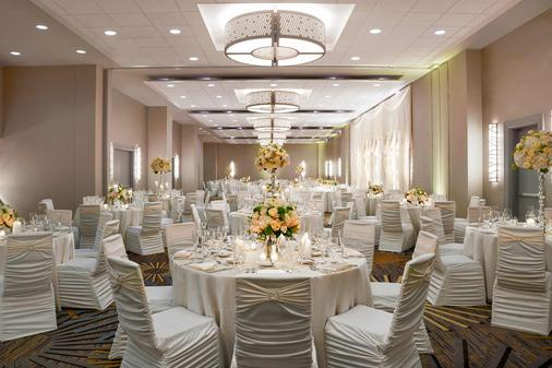Royal Sonesta Chicago Riverfront - Chicago - Banquet hall