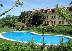 Aparthotel Quinta Do Crestelo - Seia - Pool