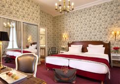Hotel Mayfair - Παρίσι - Κρεβατοκάμαρα