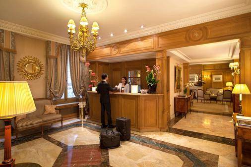 Hotel Mayfair - Παρίσι - Σαλόνι ξενοδοχείου