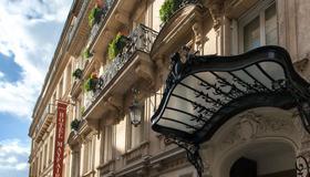 Hotel Mayfair - Pariisi - Rakennus