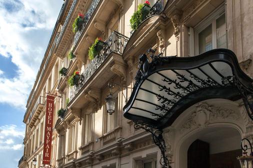 Hotel Mayfair - Παρίσι - Κτίριο