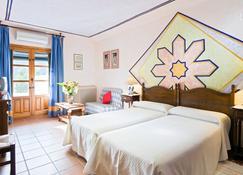 Hotel De Mecina Fondales - Mecina fondales - Schlafzimmer