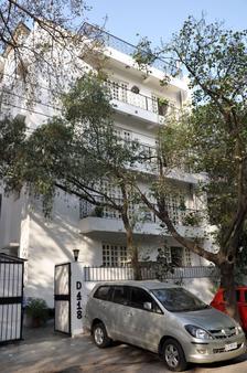 Colonels Retreat - New Delhi - Building