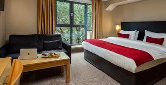 Academy Plaza Hotel - דבלין - חדר שינה