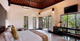 Askara Villa - North Kuta - חדר שינה