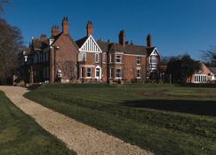 Healing Manor Hotel - Grimsby - Edifício