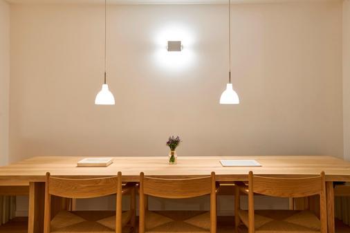 9hotel Republique - Paris - Phòng ăn