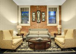 Fairfield Inn and Suites by Marriott Keene Downtown - Keene - Lounge