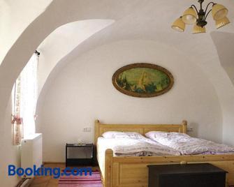 U Zidovske brany - Třebíč - Bedroom