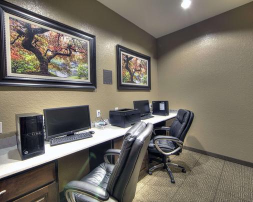 Comfort Inn & Suites Fort Worth West - White Settlement - Business center