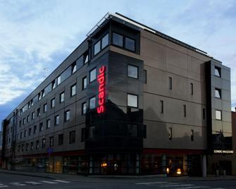 Scandic Haugesund - Гаугезунд - Building