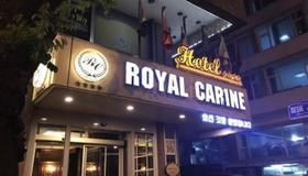 Royal Carine Hotel - Ancara - Edifício
