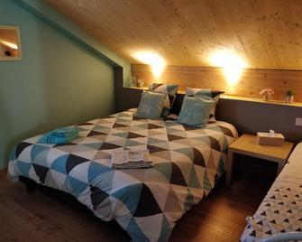 Chambre Chaleureuse chez l'habitant - Bourg-en-Bresse - Bedroom